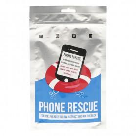 PHONE RESCUE - SAC DE SÉCHAGE POUR APPAREILS IMBIBÉS D'EAU - MODELE SAFONE