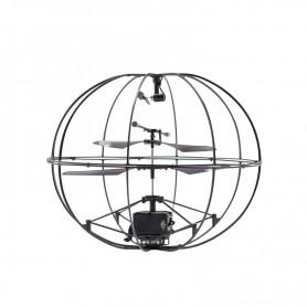DRONE SPHERE UFO 3,5 VOIES  STABLE & PRECIS D'UNE PORTÉE DE 8M