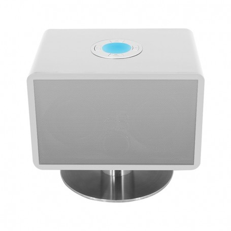 STATION MUSICALE DYNABASS 20W DE TABLE PIANO MINI WHITE