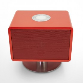 STATION MUSICALE DYNABASS 20W DE TABLEPIANO MINI RED