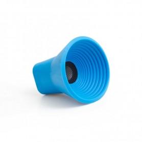 MINI ENCEINTE SILICONE DYNABASS BLUETOOTH DBX40 BLUE